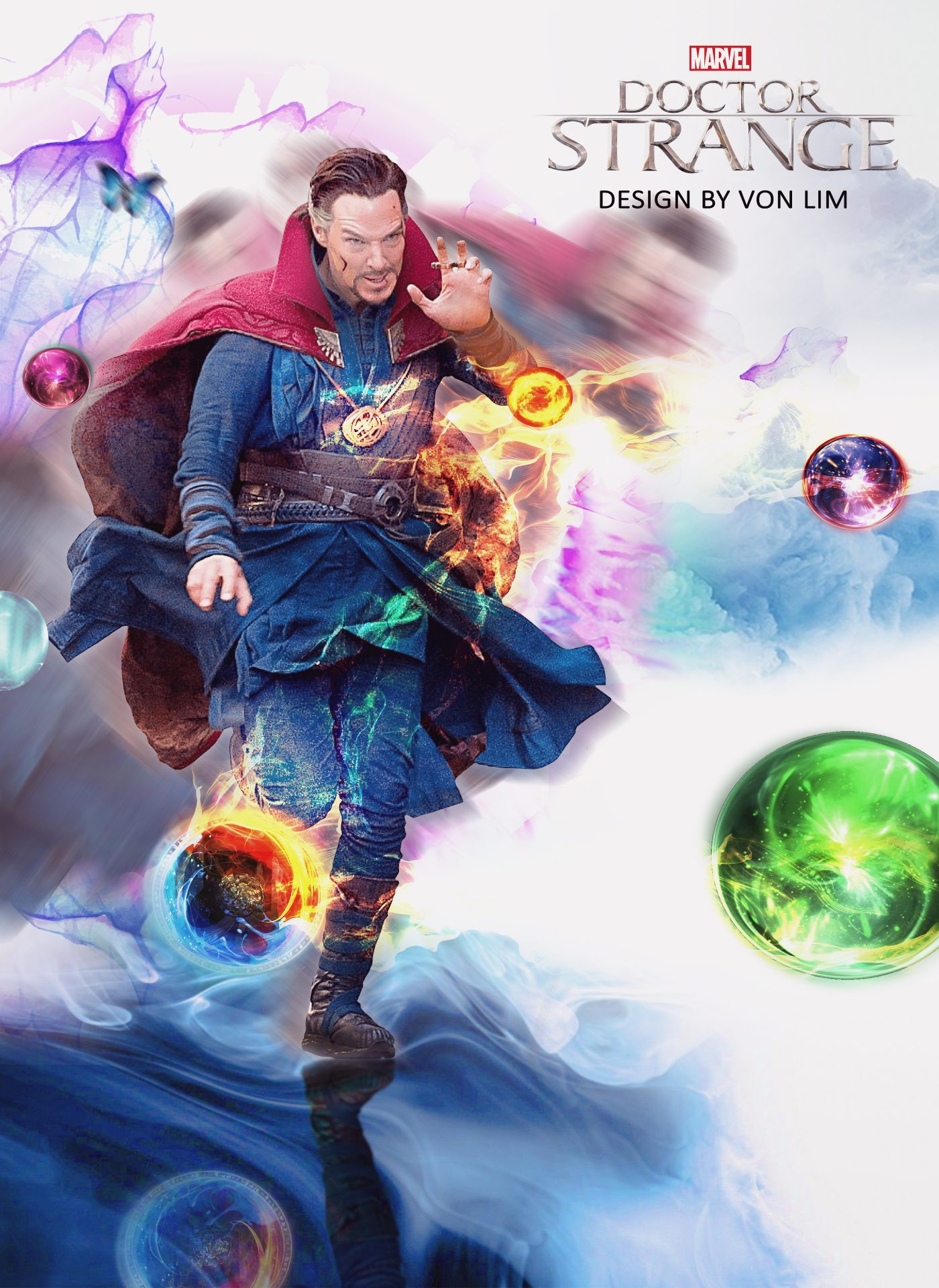 Dr Strange--Graphics-Design-Malaysia-Artwork-VonLim-VonProduction-MyVpsGroup