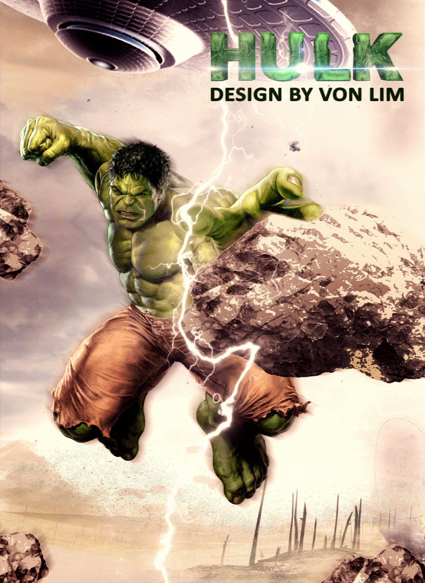 Hulk-Graphics-Design-Malaysia-Artwork-VonLim-VonProduction-MyVpsGroup