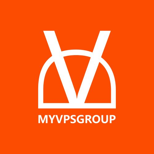 MyVpsGroup Digital Marketing Malaysia Logo Inverse