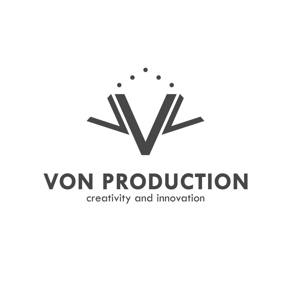 Von Production Creative Agency Malaysia Black and White