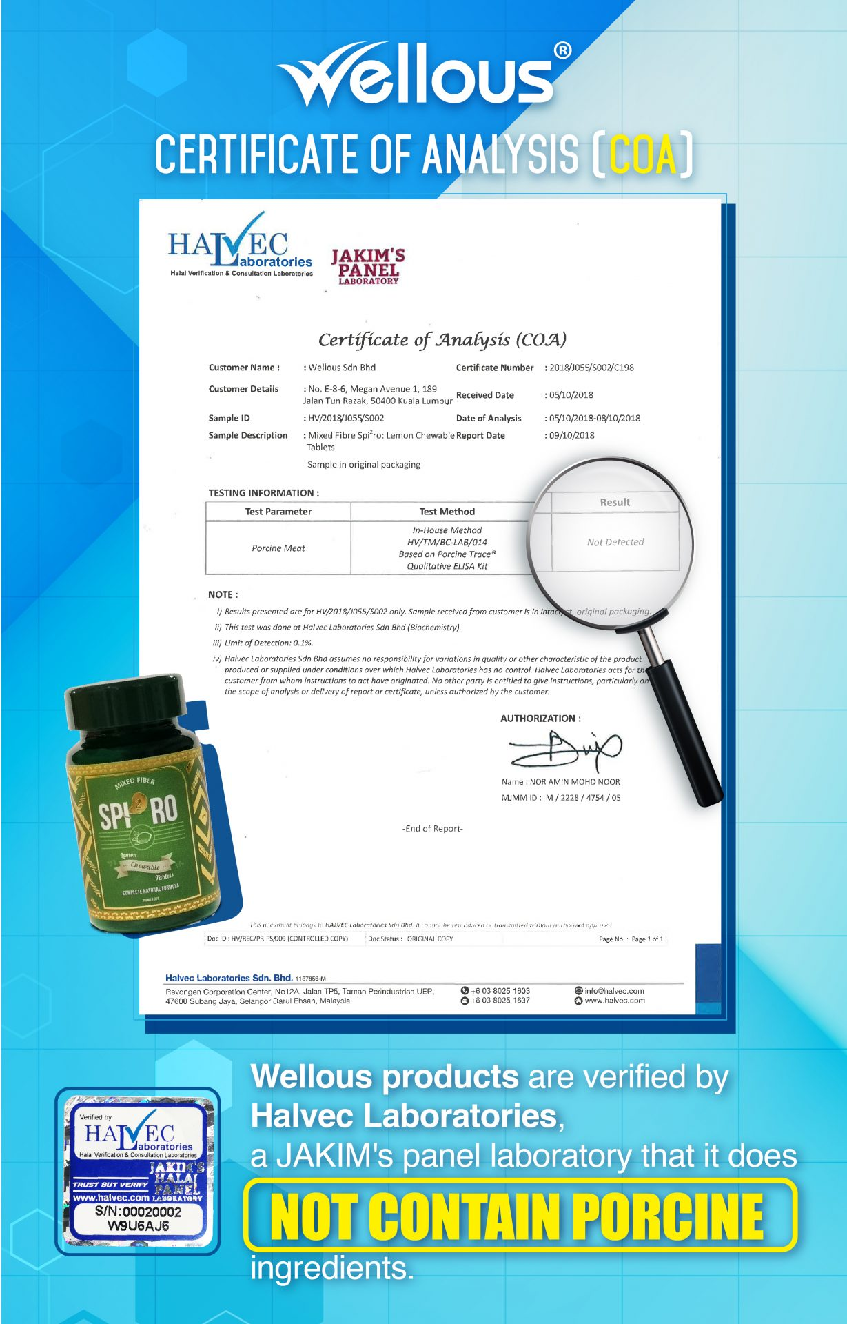 Wellous Product Cert-02