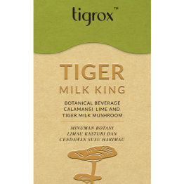 Wellous Singapore Tigrox Tiger Milk King TMK 20s Old Flavour MyVpsGroup-2